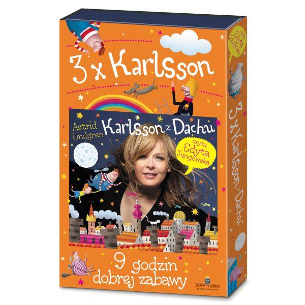 PAK 3 X KARLSSON