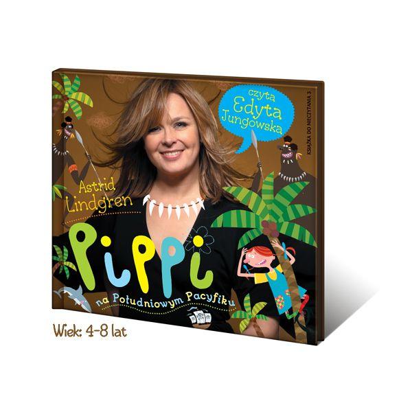 Pippi na Południowym Pacyfiku - cz.3 przygód Pippi